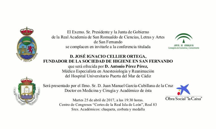 20170425 Conferencia Dr. Pérez Pérez