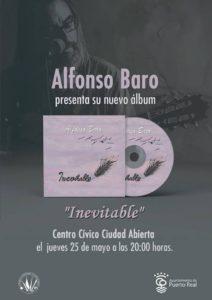 20170525 Alfonso Baro Inevitable