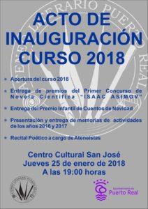 20180125 curso inaugural