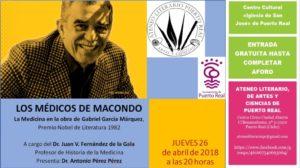 20180426 Los médicos de Macondo