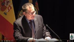 Conferencia D Antonio Pérez Pérez