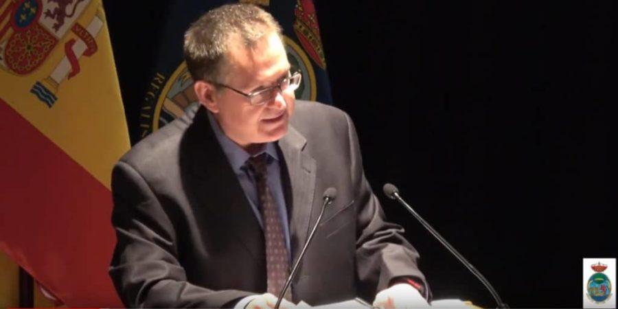 Conferencia de D. Antonio Pérez Pérez, Vocal de Ciencia y Tecnología