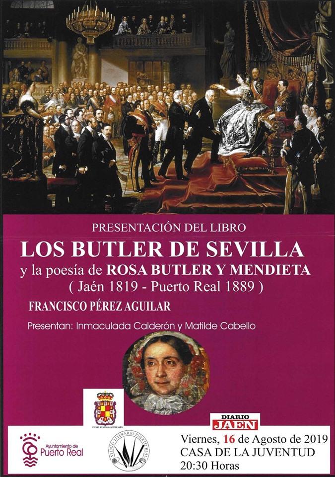 Rosa Butler de Fco Pérez