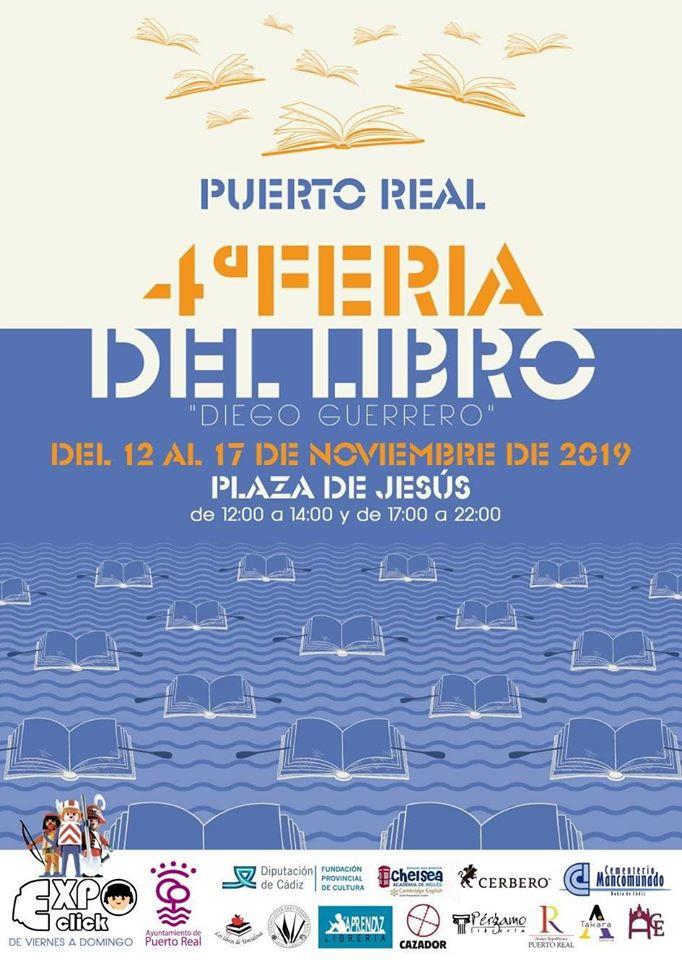 20191112 Cartel Feria del libro
