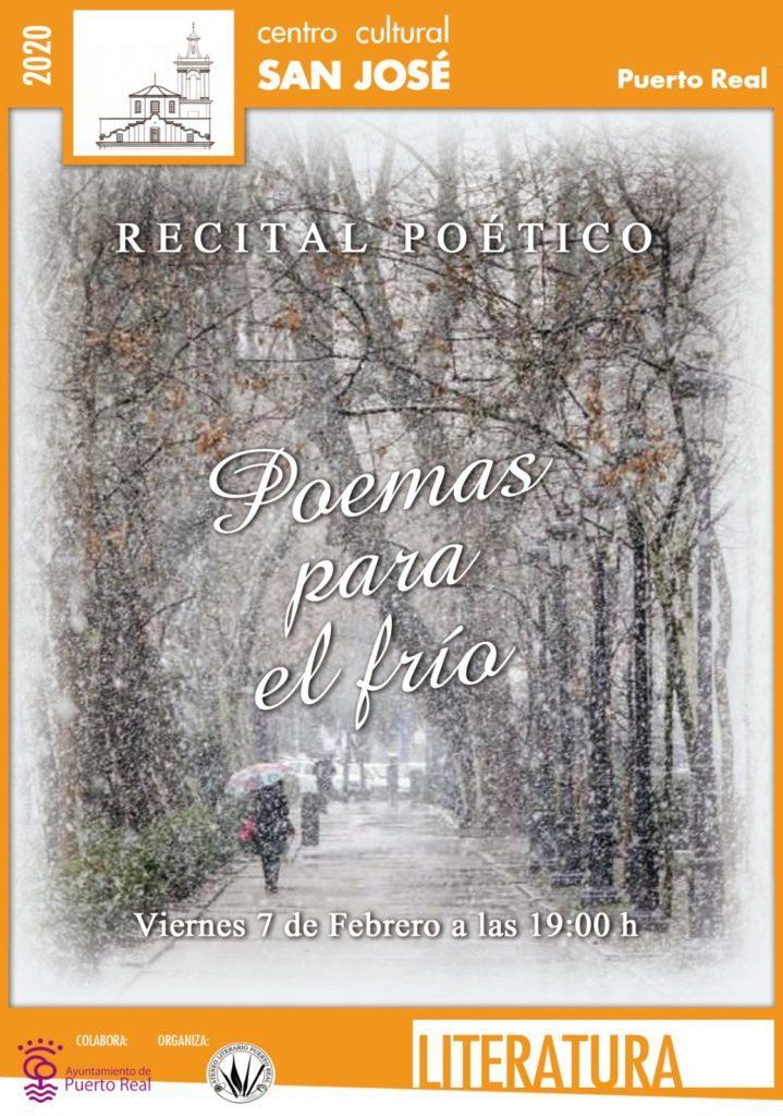 20200207 Recital poético
