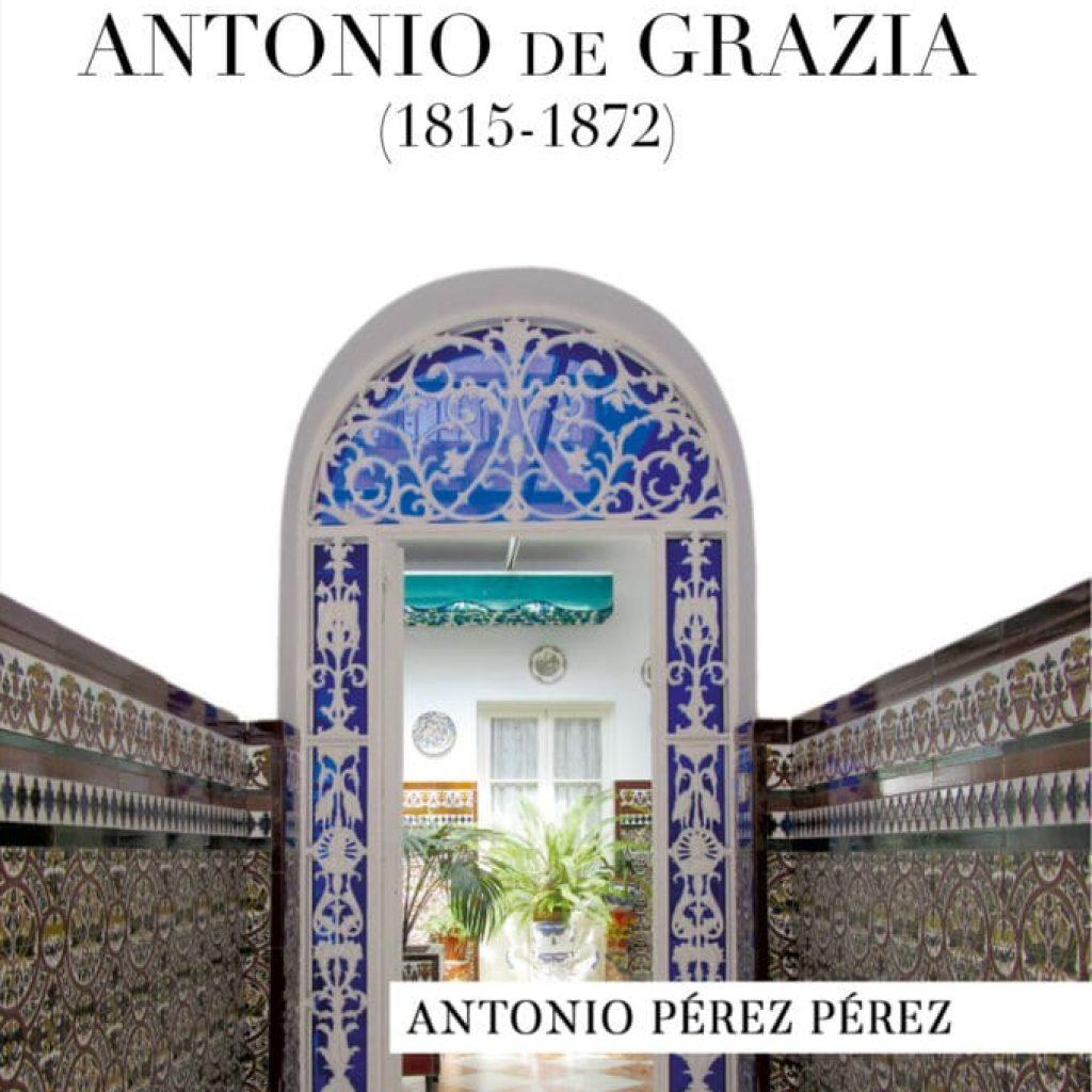 Portada de Antonio de Grazia